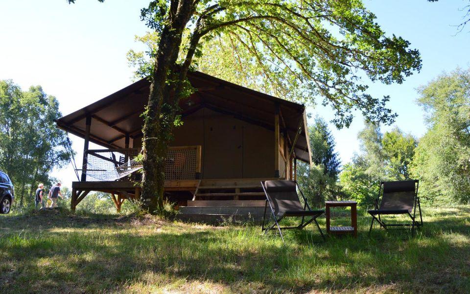 Les Etangs de Taysse Lodge