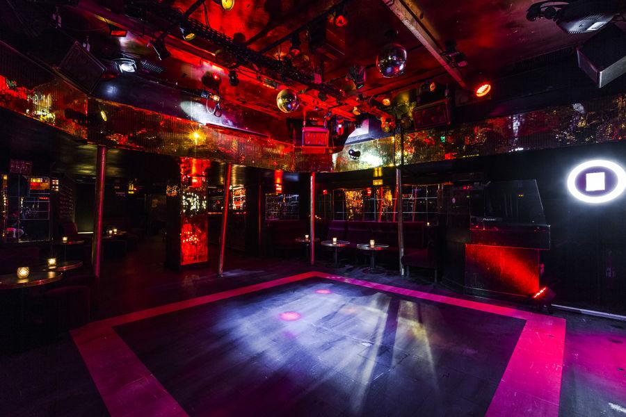 Rive Gauche Dancefloor