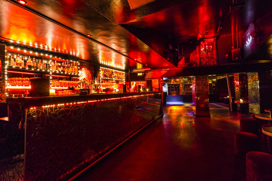 Rive Gauche Bar