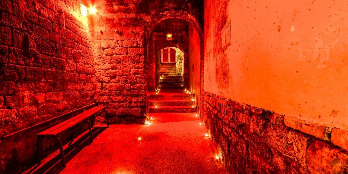 Caves Le Chapelais Entrée
