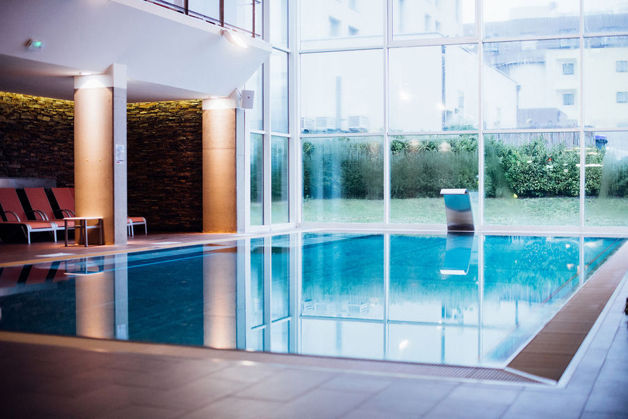 7 Hotel & Fitness **** Piscine Fit'n Well
