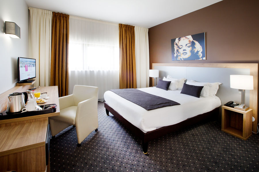 7 Hotel & Fitness **** Chambre Standard