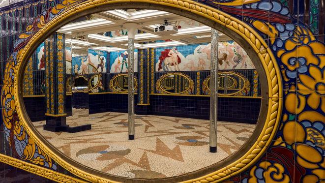 Salle principale Aux Belles Poules