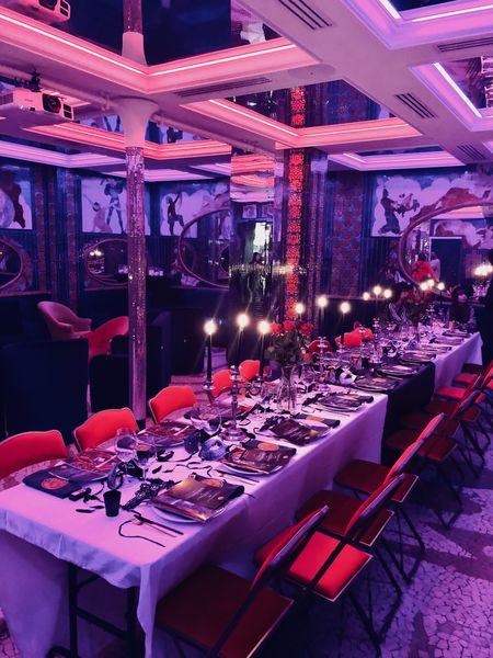 Aux Belles Poules Diner de gala