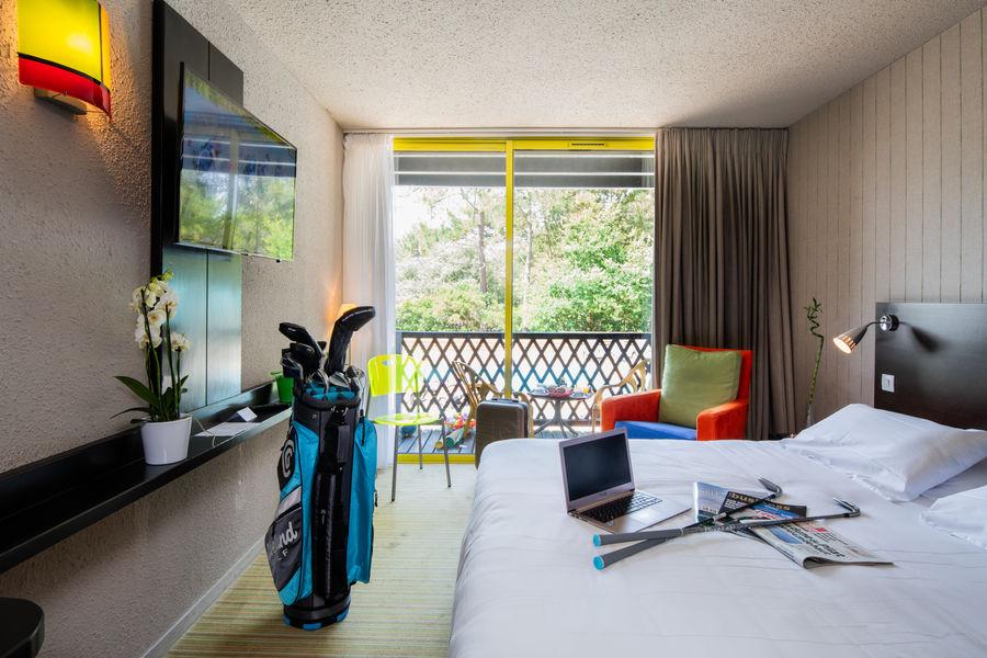 Best Western Resort Hôtel Lacanau Chambre