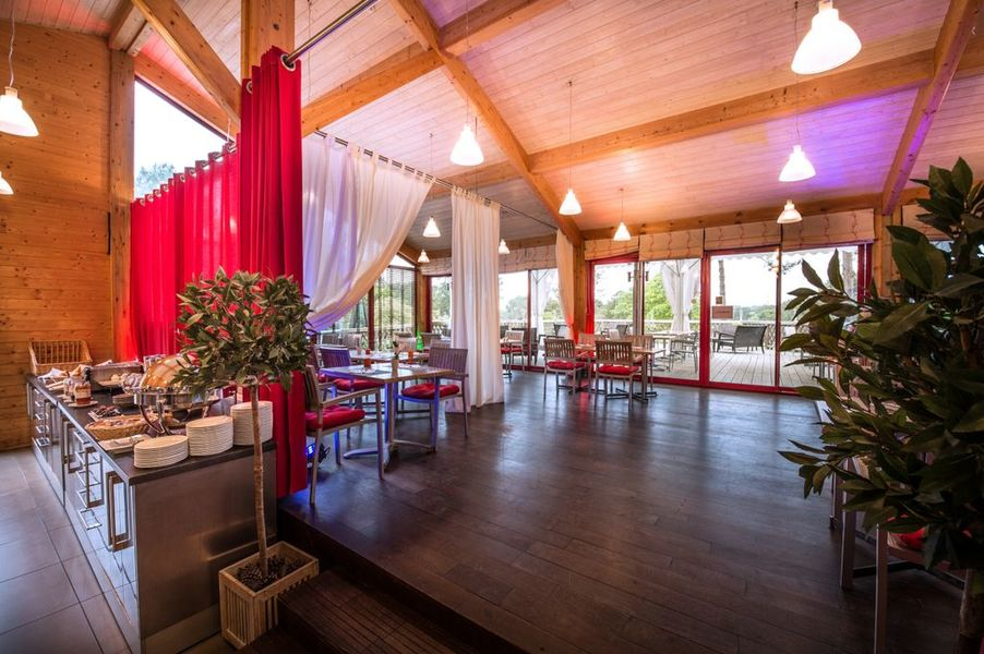 Best Western Resort Hôtel Lacanau Buffet Petit-Déjeuner