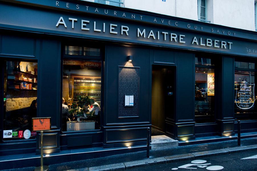 Atelier Maître Albert Façade