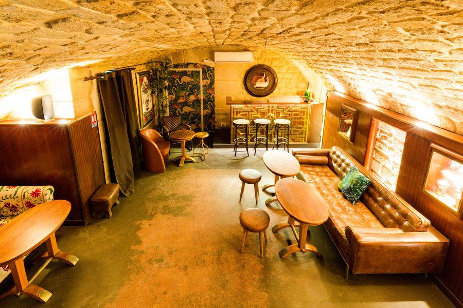 Le Gatsby Cave voûtée