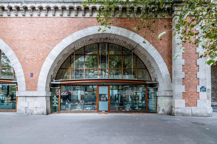 L'Arche Extérieur