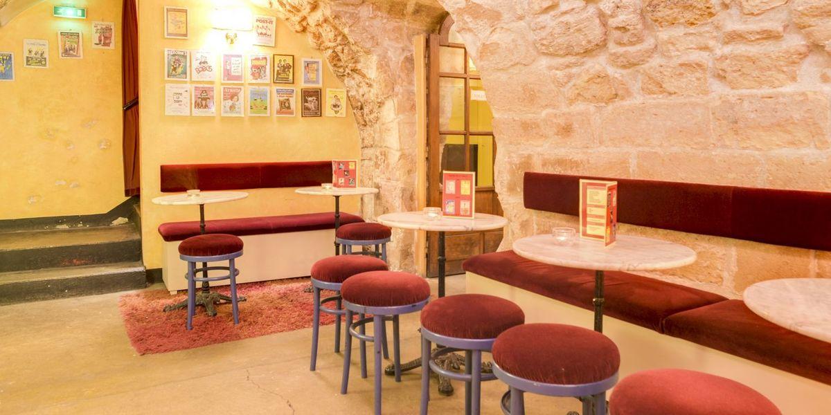 Le Mélo d'Amélie Bar