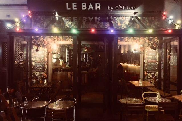 Le BAR by O'Sisters Façade