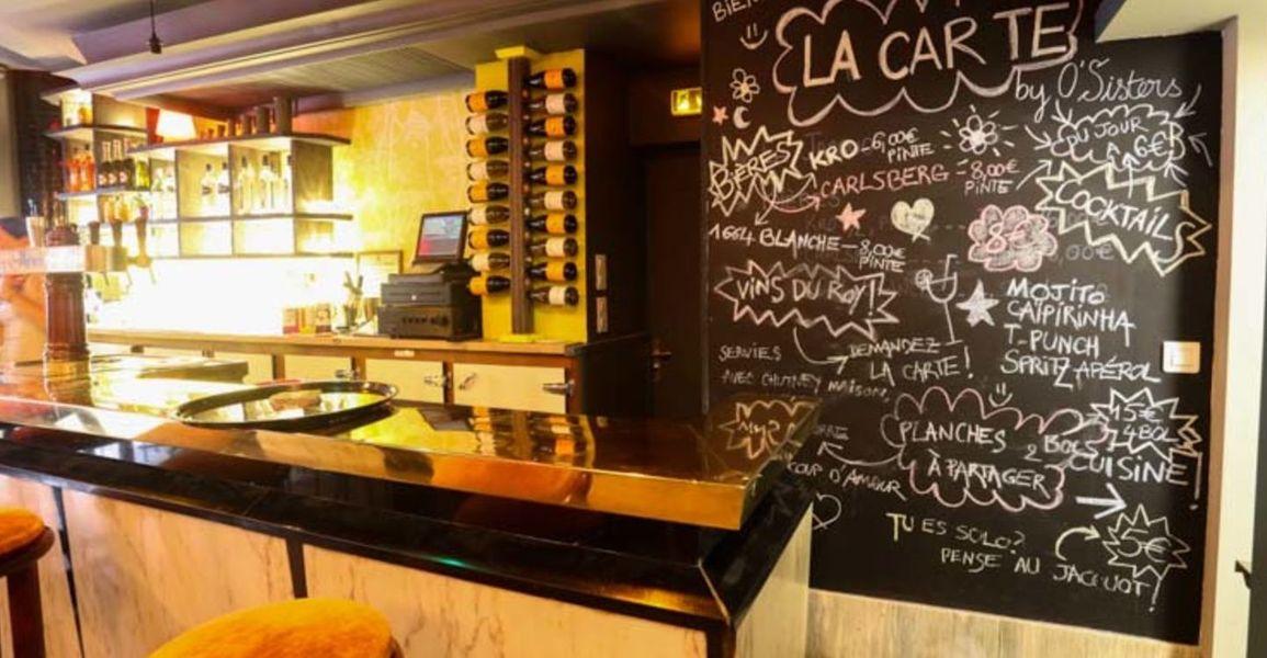Le BAR by O'Sisters Bar