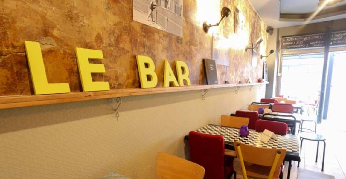 Le BAR by O'Sisters Salle principale