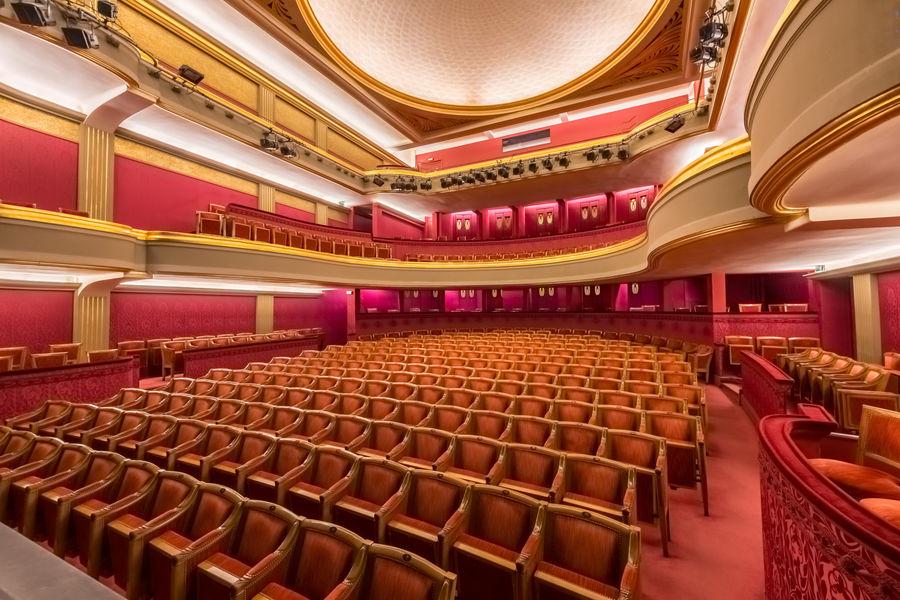 La Comédie & Studio des Champs Elysées. La Comédie
