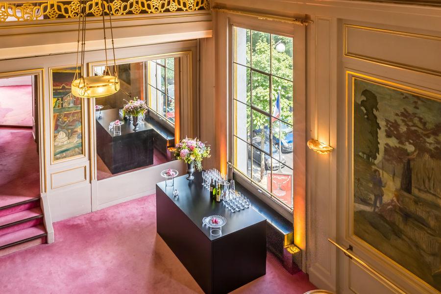La Comédie & Studio des Champs Elysées. 5