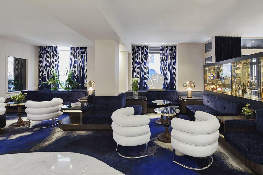 Hôtel Bel Ami ***** Lobby de l'hôtel Bel Ami