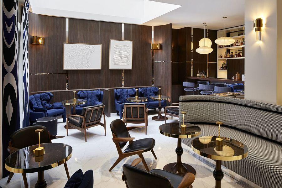 Hôtel Bel Ami ***** BA Bar