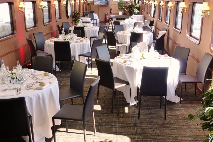 La Sans-Souci Format dîner assis