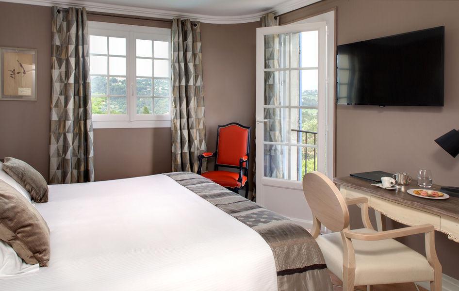 Boutique Hôtel - Hostellerie Bérard & Spa **** Chambre supérieure