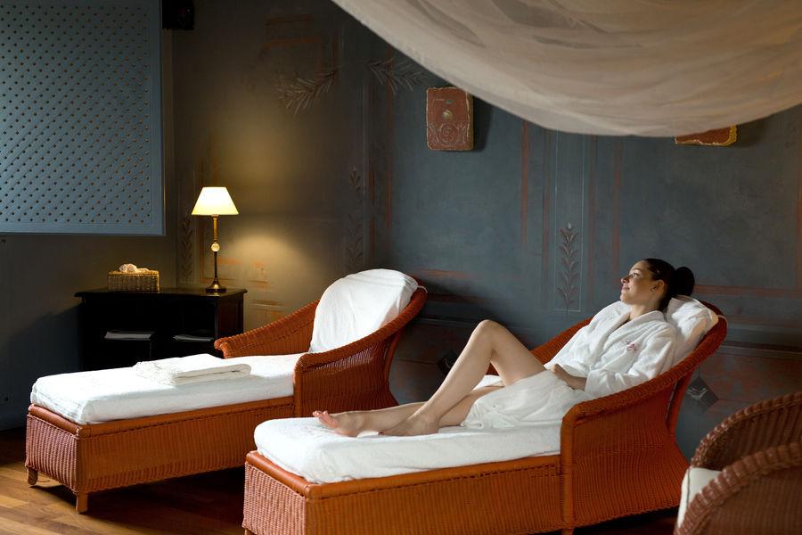 Boutique Hôtel - Hostellerie Bérard & Spa **** Espace de relaxation à l'Aromaspa Bérard