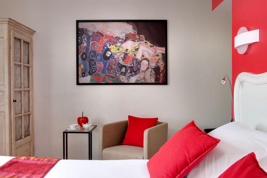 Boutique Hôtel - Hostellerie Bérard & Spa **** Chambe supérieure