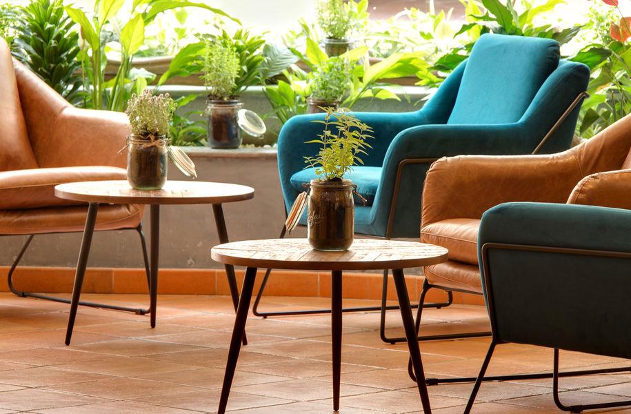 Boutique Hôtel - Hostellerie Bérard & Spa **** Lobby