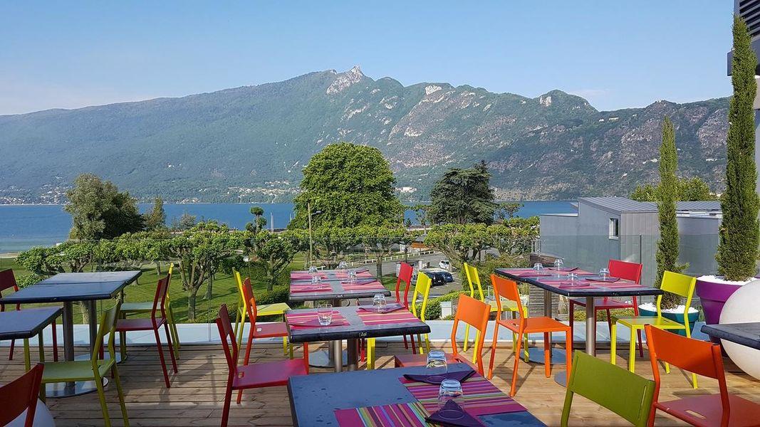 Best Western Aquakub*** Restaurant Le Kubix