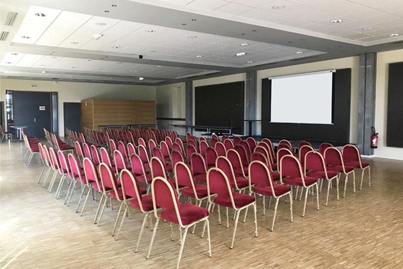 Espace Hillel Salle de réunion