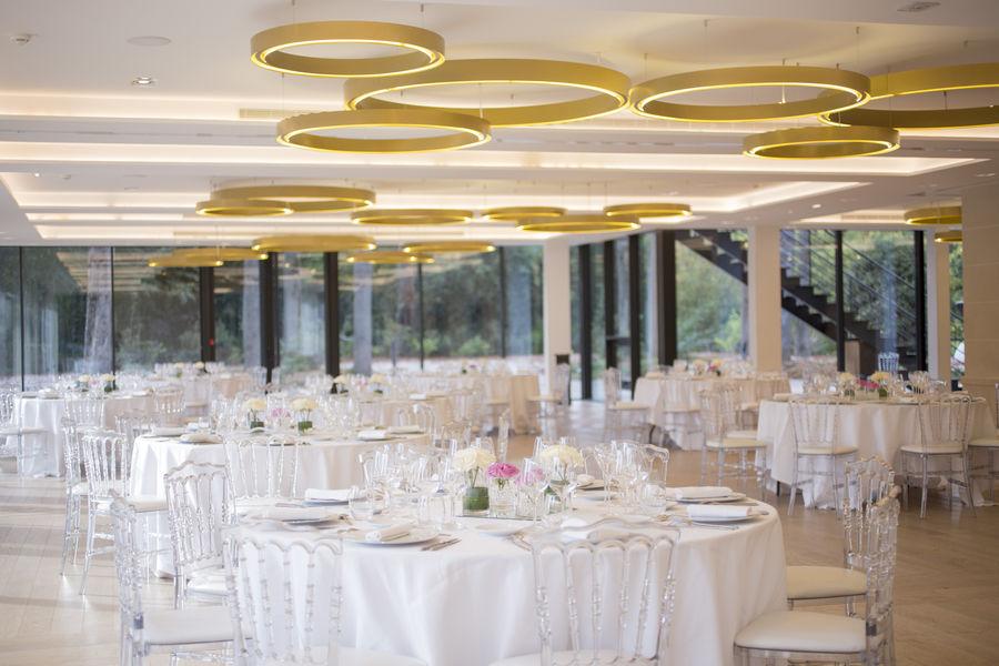 Pavillon Royal Salon Muette (format dîner)
