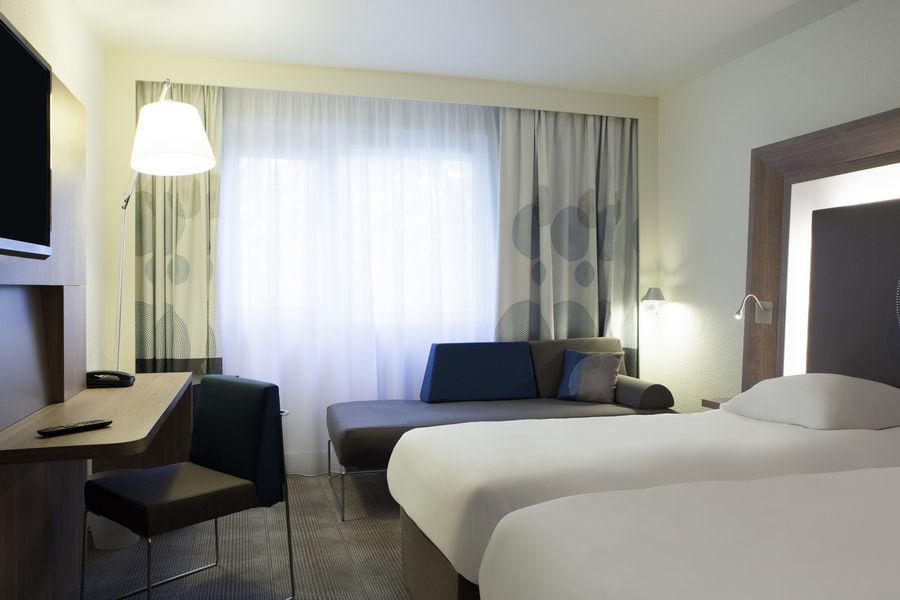 Hôtel Novotel Fontainebleau Ury **** Chambre Twin