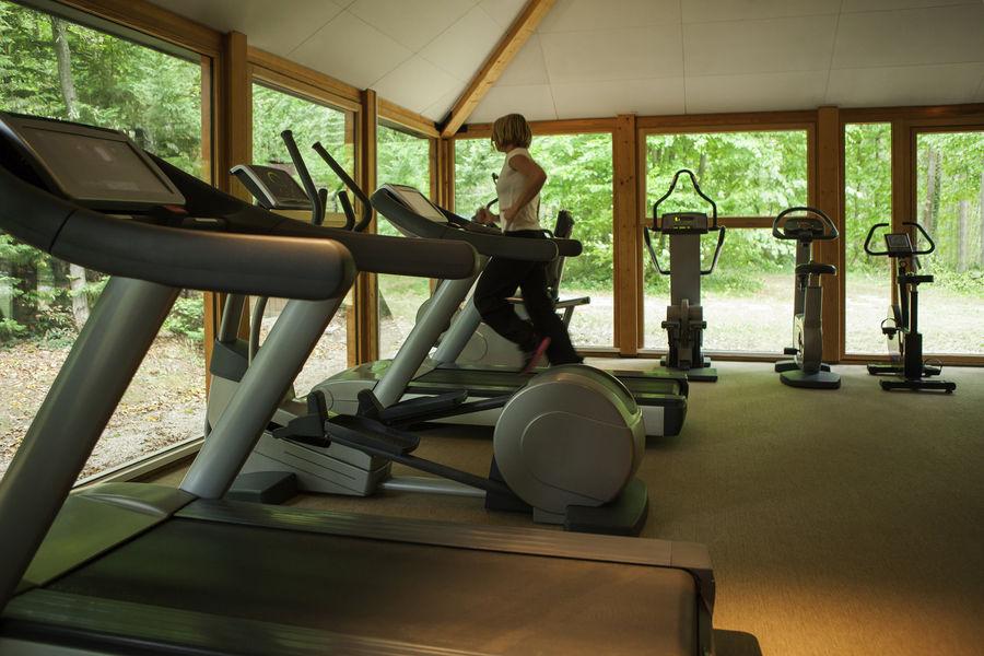 Hôtel Novotel Fontainebleau Ury **** Salle de fitness