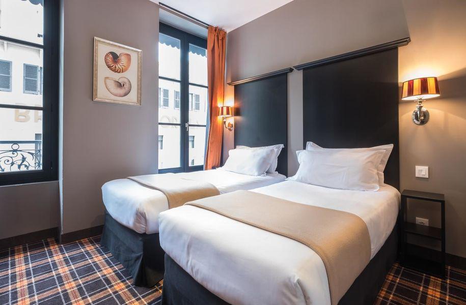 Hôtel Victoria ** Chambre