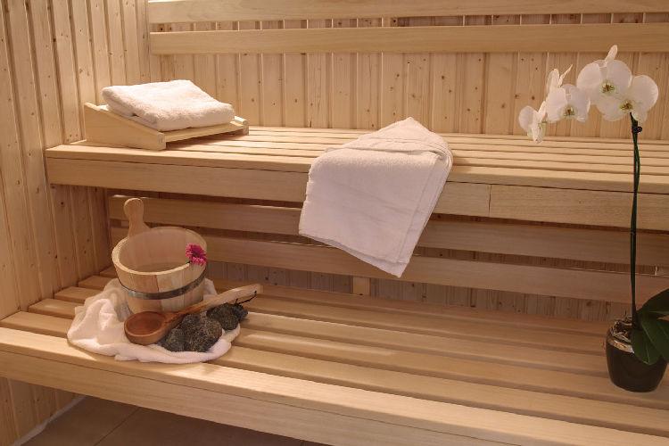 Best Western Plus Hôtel de l'Arbois *** Sauna