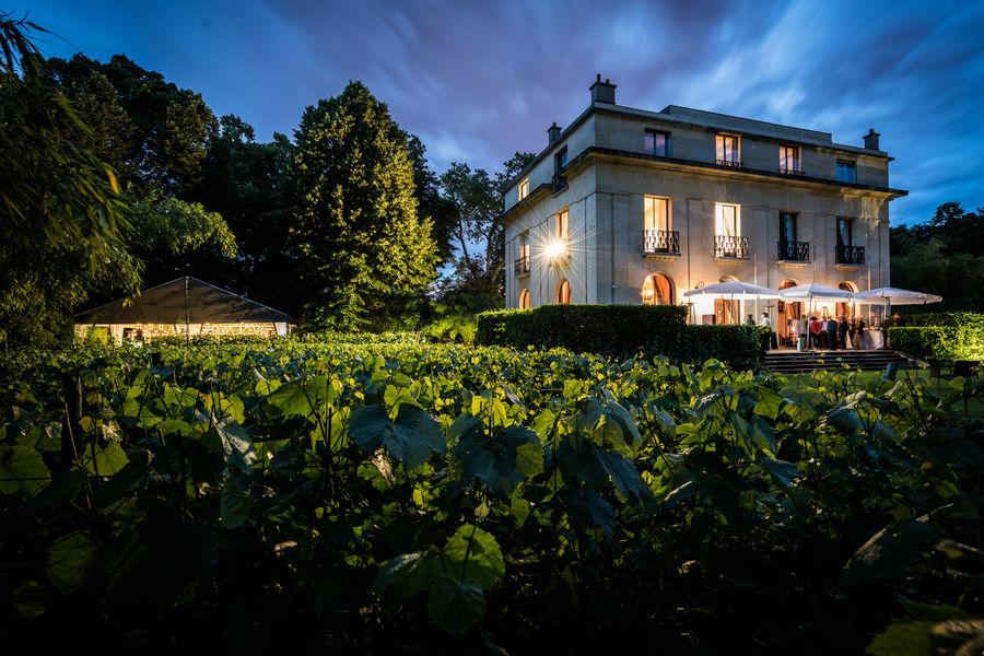 Domaine de la Vigne de Paris-Bagatelle 16