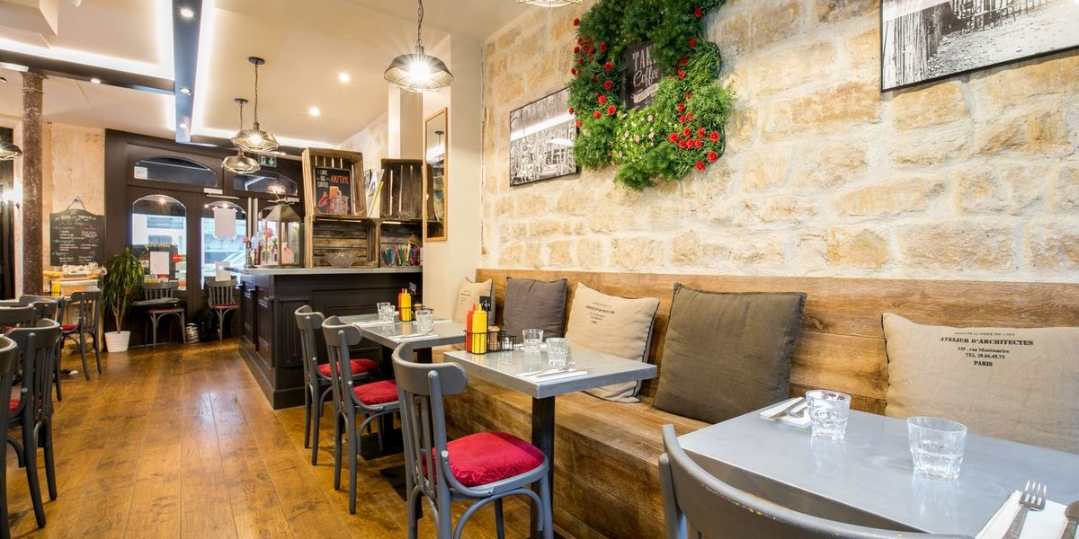 Harper's Paris  Restaurant