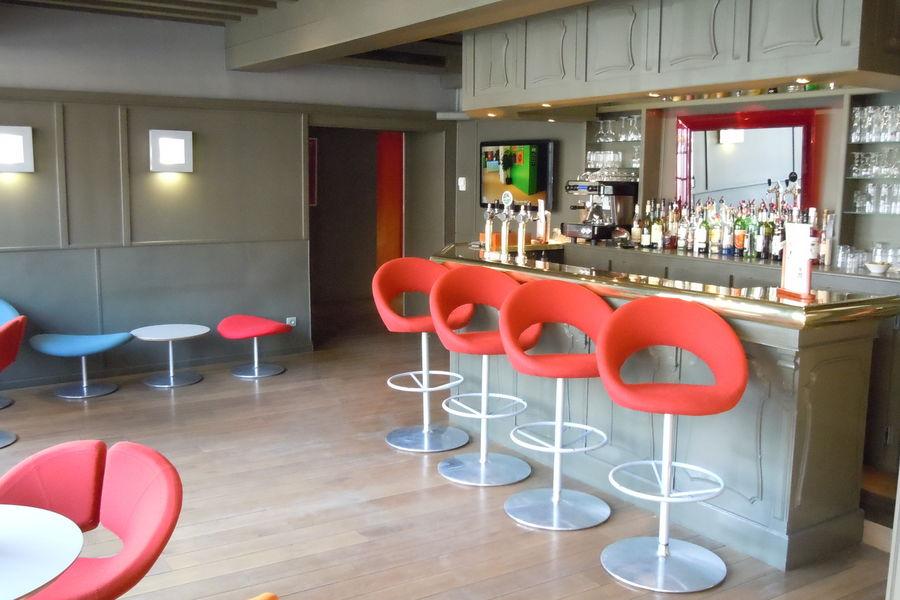 Ibis Styles Amiens Cathédrale Bar