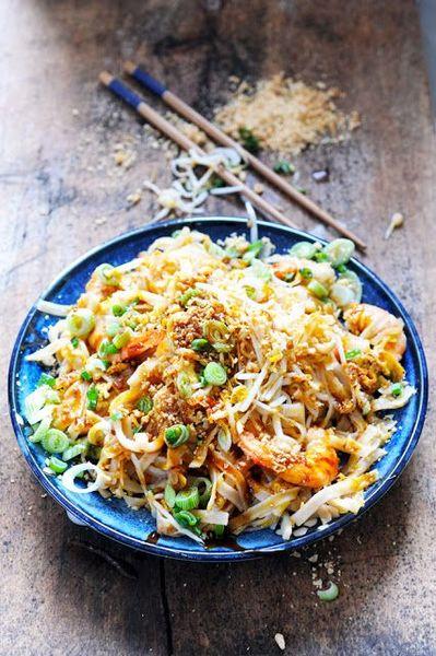IM Thai Gourmet Pad Thai crevette