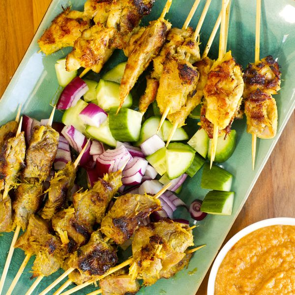 IM Thai Gourmet Brochette de poulet