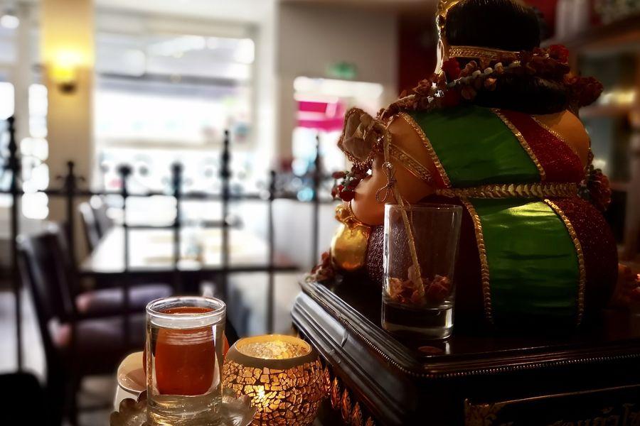 IM Thai Gourmet Accueil
