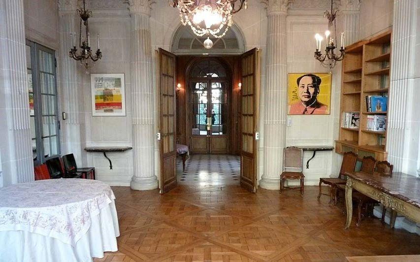 Hôtel particulier du Champs-de-Mars FP Entrée 2