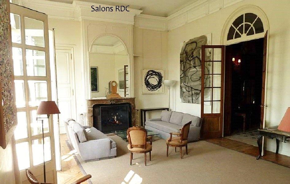 Hôtel particulier du Champs-de-Mars FP Salon 2b