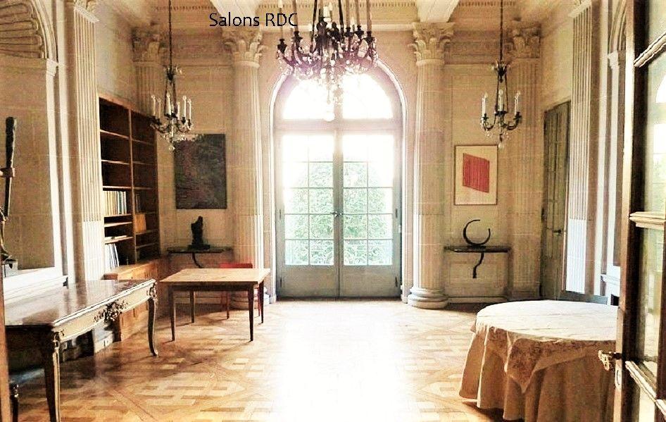 Hôtel particulier du Champs-de-Mars FP Entrée 1