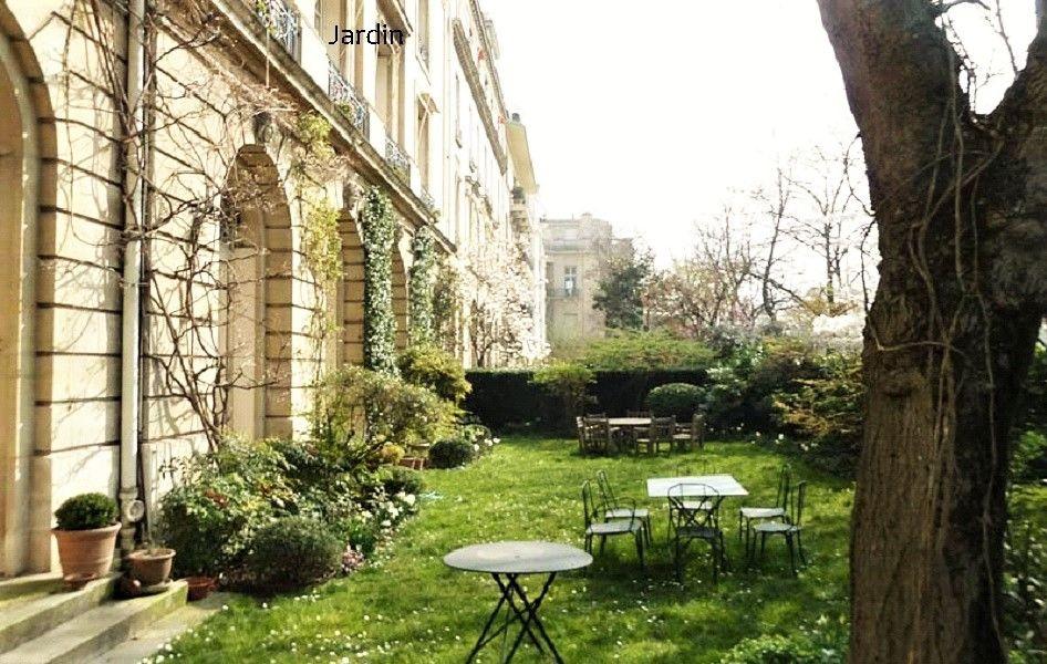 Hôtel particulier du Champs-de-Mars FP Jardin 2