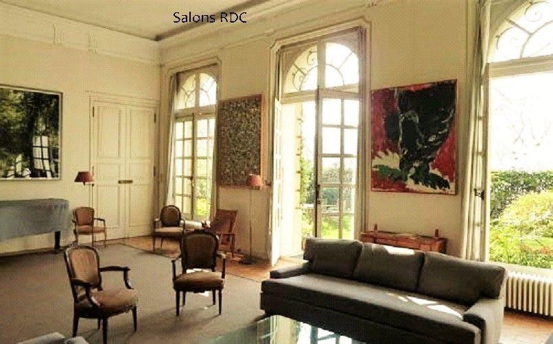 Hôtel particulier du Champs-de-Mars FP Salon 1b