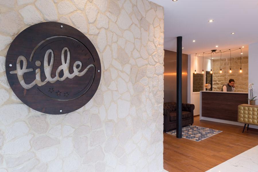 Hotel Tilde Accueil