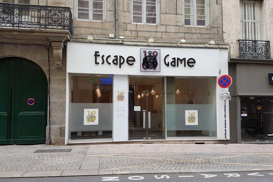1909 Escape Game 1909 Escape Game Extérieur