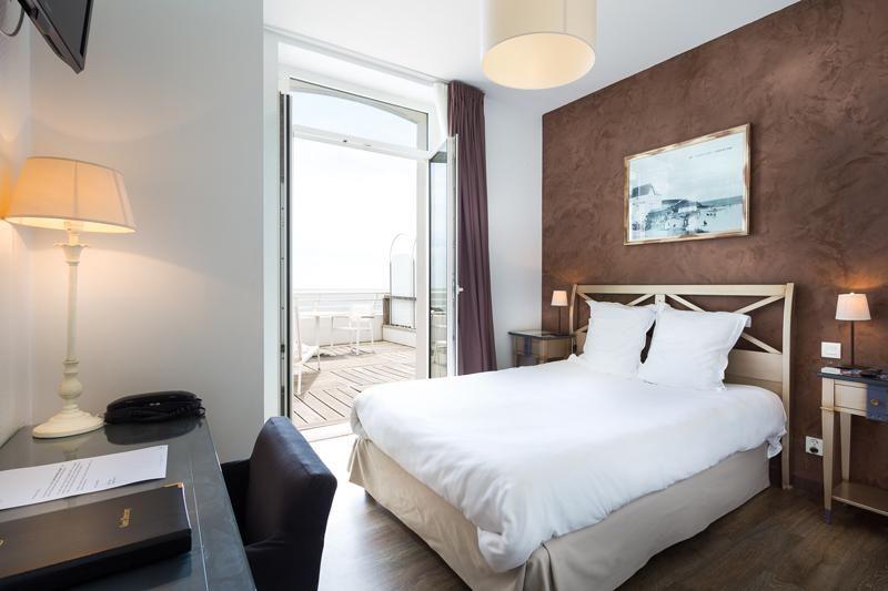 Best Western Hotel de la Plage Chambre