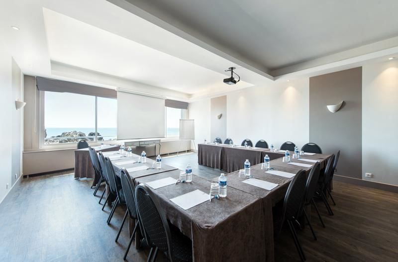 Best Western Hotel de la Plage Salle Hulot