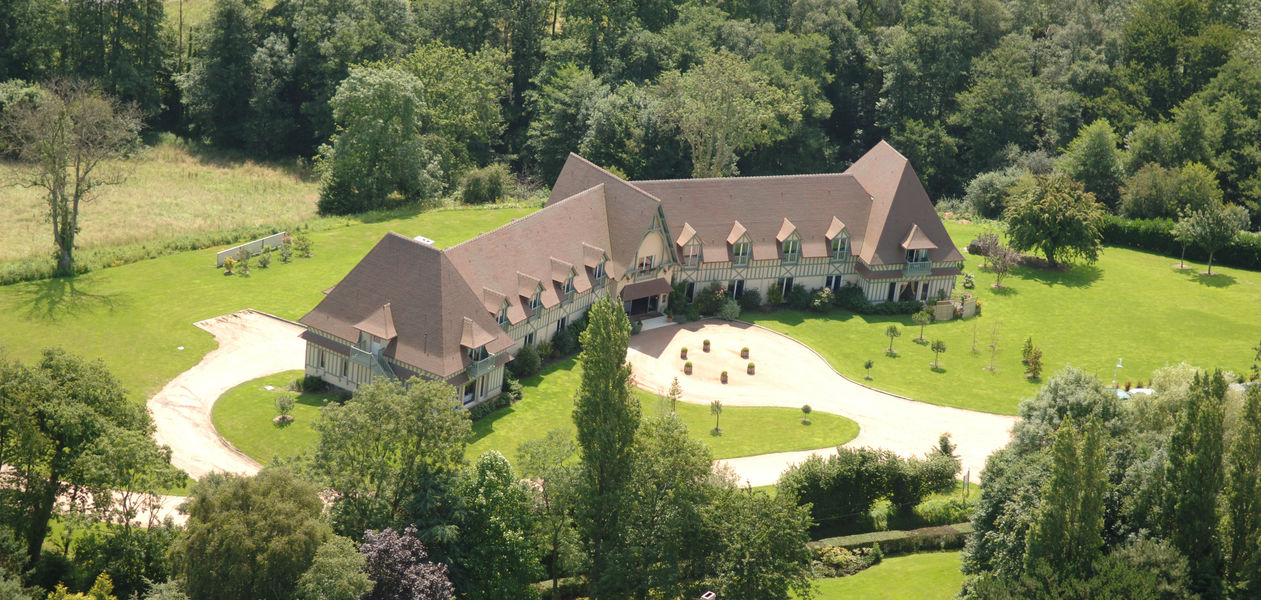 Domaine de Villers & Spa **** Vue hôtel