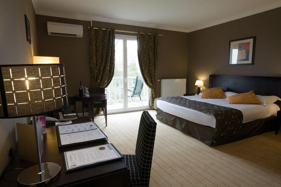 Domaine de Villers & Spa **** Chambre confort